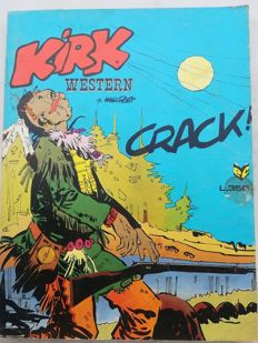 Kirk Western - 15x issues, a complete collection (1976-77)