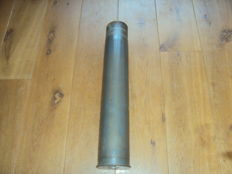Flak shell 88 mm 1942 with eagle and swastika stamp eeo letters