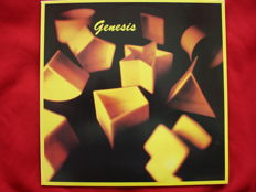 Genesis Collection :10 LP Albums, 1 x 12 inch, 1 EP total of 15 records
