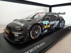 Minichamps - Scale 1/18 - BMW M3 DTM 2012 #7 - Bruno Spengler