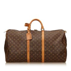 Louis Vuitton - Monogram Keepall 60