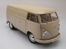 Welly - Scale 1/18 - Volkswagen T1 Bus 1963 - Beige