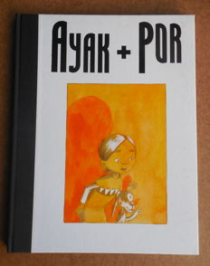 Ayak + Por - strip 2000 cover art - hc - (2014)