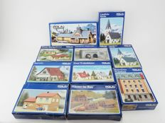 Pola N - 221/234/219/235/330/271/225/223/301 - Lot with 10 buildings/accessories
