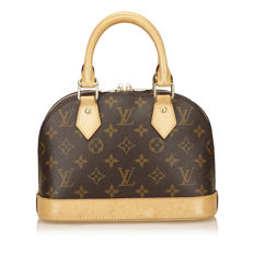 Louis Vuitton - Monogram Mini Alma BB
