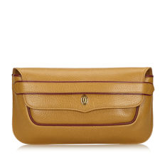 Cartier - Leather Clutch