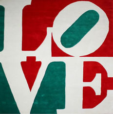 Robert Indiana - Italian LOVE