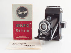 Ensign Selfix 420 (6 x 9) with manual and original box