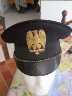Ministerial fabric hat - Fascism