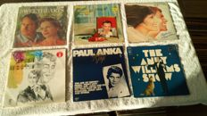 Let's bring back the romance with This lot of 16(1x2lp) LP's from the 50's,60's and 70's by, the Carpenters, Paul Anka, Dean Martin, Jim Reeves, Doris Day, Les Paul and Mary Ford and many others