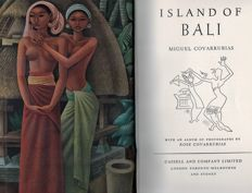 Island of Bali. With an album of photographs by Rose Covarrubias - 1937