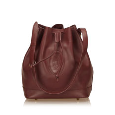 Cartier - Leather Must Line Shoulder Bag