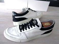 Stone Island - Leather Diemme sneaker