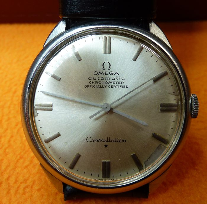 Omega - Constellation Chronometer  Officially Certified - 163.001 - Uomo - 1960-1969
