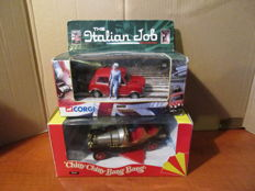 Corgi - Schaal 1/43-1/36 - Chitty chitty Bang Bang and the Italian Job