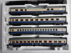 "Lima H0 - 149700S05 - 4-piece passenger train ""Rheingold"" of the DB"