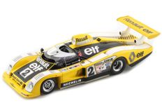 Norev - Scale 1/18 - Renault Alpine A442 winner of the 24 hours of LeMans 1978, drivers: Pironi-Jassaud