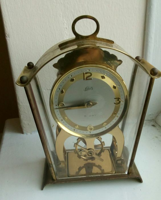 Schatz German Mantle Clock