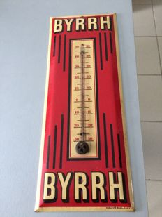 BYRRH thermometer - From the 30/40s - France