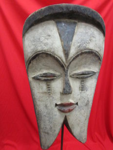 ADUNA Mask - Gabon - 2nd half of the 20th century