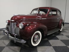 Chevrolet - Master Deluxe 85 Coupe - 1940