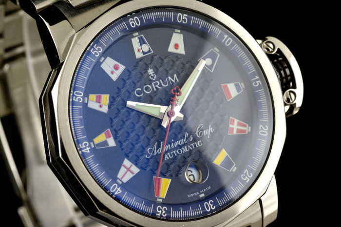 Corum - Admirals Cup Trophy Automatic - 082.833.20 - Heren