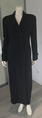 Chanel (rare) long bouclé coat/dress