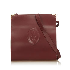 Cartier - Leather Must de Cartier Shoulder Bag
