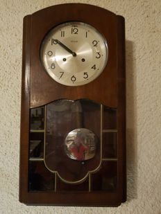 Vintage grandfather clock - Veglia - ca. 1970 - Italy
