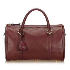 Cartier - Leather Handbag