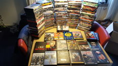 DVD collection approx. 200 DVD movies