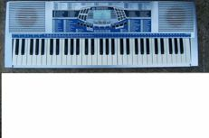 Bontempi PM 695 keyboard - 61 keys - semiprofessional
