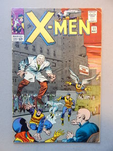 Marvel Comics - X-Men #11  - 1st appearance of The Stranger - 1x sc - (1965)