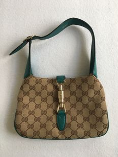 Gucci - Mini Piston Shoulder Bag - *No Minimum Price*