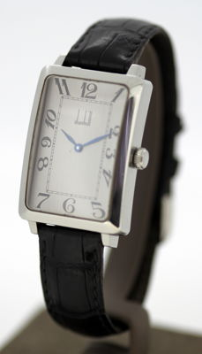 Dunhill - Vintage Mens Manual Winding Wristwatch, C.1980's