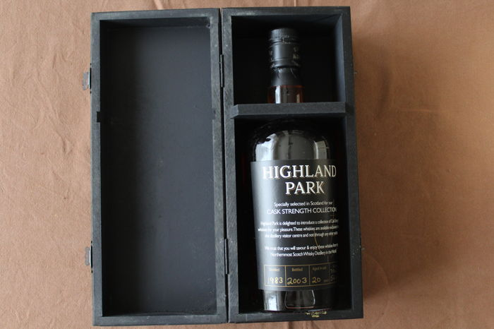 Highland Park 1983 20 years old - OB
