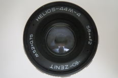Helios-44М-4. Condition as new !!