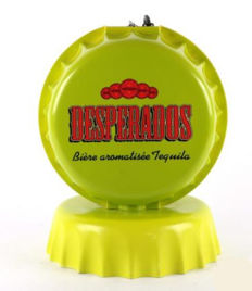Desperados Beer advertising hanging lamp Cap Catcher - 1998