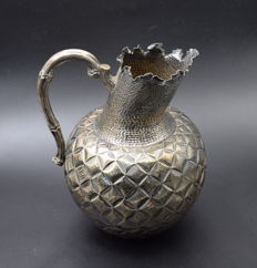 Silver Jug, International Hallmarked 900