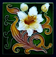 Richards - Art Nouveau Tile