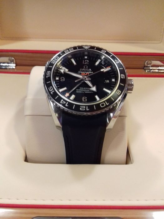 Omega - Omega Planet Ocean GMT - 232.32.442201001 - Heren - 2011-heden