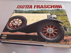 Isotta Fraschini, i definitivi, book on cars, 1902-1948
