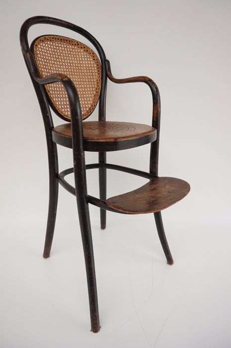 Thonet high chair - Austria, ca. 1920