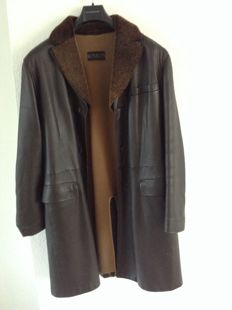 Gimo's - Leather coat
