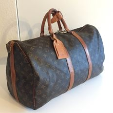 Louis Vuitton – Keepall 50 Travel bag