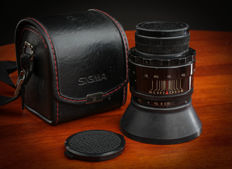 "The lens ""Helios-44-2"". The most popular and favorite lens for digital cameras"
