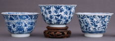 Porcelain bowls - China - 18th century