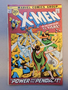 Marvel Comics - X-Men #73 - 1x sc - (1971)