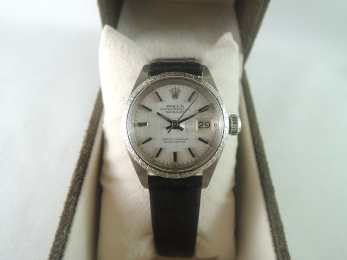 Rolex - OYSTER PERPETUAL DATEJUST 6902 - Women - 1970-1979