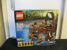 The Hobbit - 79016 - Attack on Lake-town